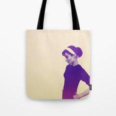 Audrey Hepburn Vintage Tote Bag