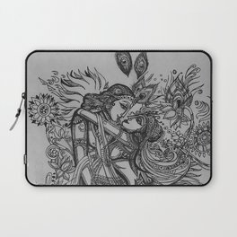 Good Luck Series: Radha-Krishna Laptop Sleeve