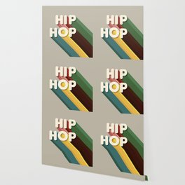 HIP HOP - typography Wallpaper