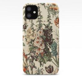Flower Illustration iPhone Case