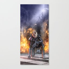 Renegade Canvas Print