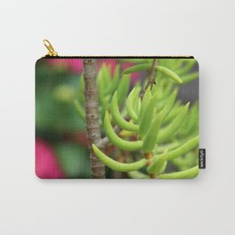 California Succulents Carry-All Pouch