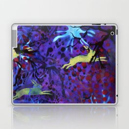 Dreamy nights Laptop & iPad Skin