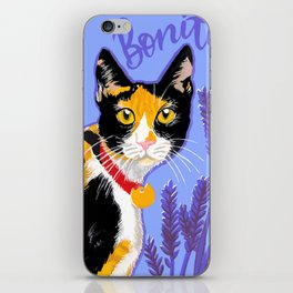 Bonita the cat iPhone Skin