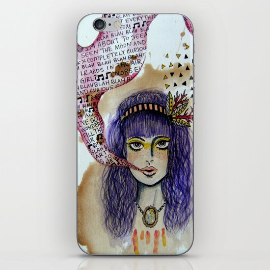 speakeasy iPhone & iPod Skin