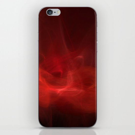 The Color of Passion iPhone & iPod Skin