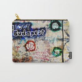Graffiti Szimpla – I love Budapest Carry-All Pouch