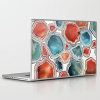 agate Laptop & iPad Skins featuring AGATE by Kelsey Eckstrom