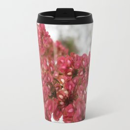 Red Beach Weed 78 Travel Mug