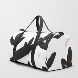 Black & White Nature Duffle Bag