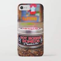 grease iPhone & iPod Cases featuring As slick as grease by Vorona Photography