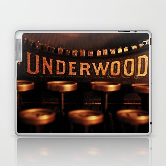 Underwood No. 5 Laptop & iPad Skin