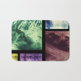 Wall Of Memories Bath Mat
