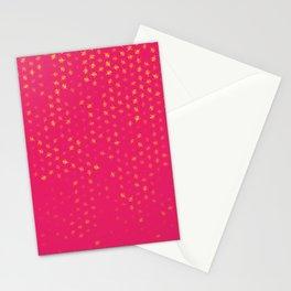 leo zodiac sign pattern py Stationery Cards