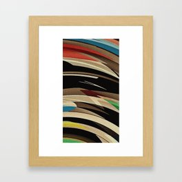 Javelin Framed Art Print