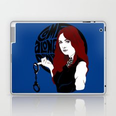 Come Along Pond Laptop & iPad Skin