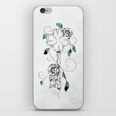 Poetic Key of Luck  iPhone & iPod Skin