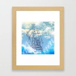 TheSea Framed Art Print