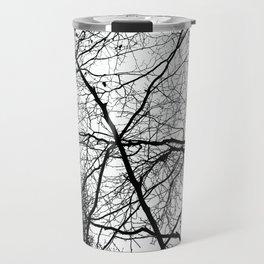 Tree Silhouette Series 3 Travel Mug