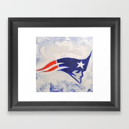 The patriots  Framed Art Print