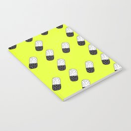 Take a neon pill Notebook