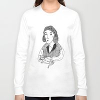 little prince Long Sleeve T-shirts featuring Little Prince by Eyebrow Fetish