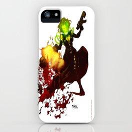 Anne Frankenstein AF2 iPhone Case
