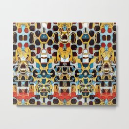 The Bees Metal Print