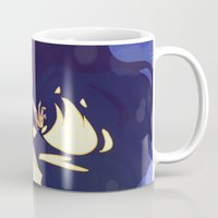 witch Mugs featuring Witch by inki