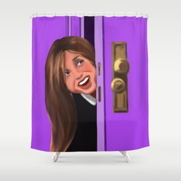 CONGRATULATIONS! Shower Curtain