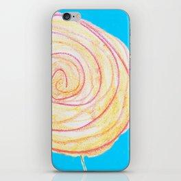 Lollipop Flowers iPhone Skin