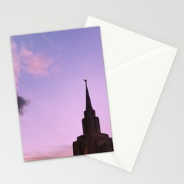 Oquirrh Mountain Temple Stationery Cards