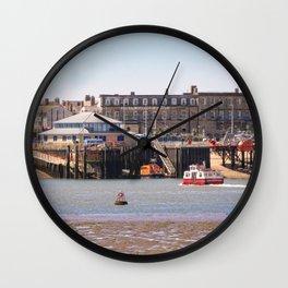Fleetwood - England Wall Clock