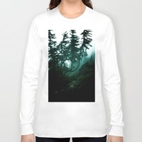 twilight Long Sleeve T-shirts featuring Twilight by Christine Workman