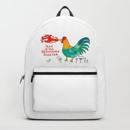 Resistance Rooster Backpack
