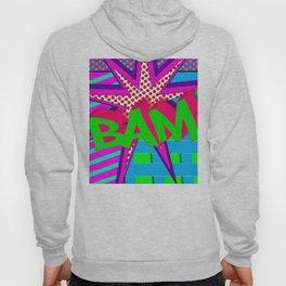 Bam Pop Art Explosion Hoody