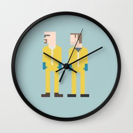 Breaking Bad 8-Bit Wall Clock