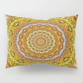 mandalas on duffle bags -5- Pillow Sham