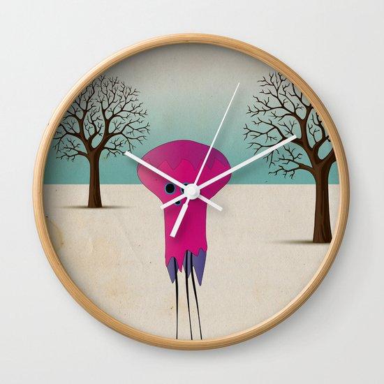 f i l i f o r m e Wall Clock