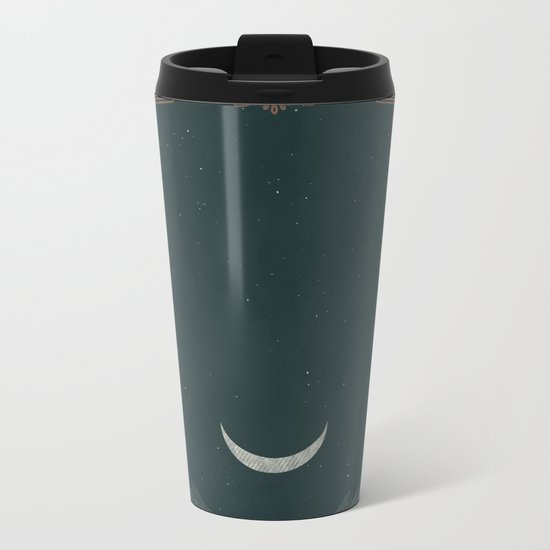 The Night Metal Travel Mug
