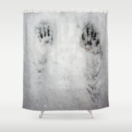Little Prints Shower Curtain