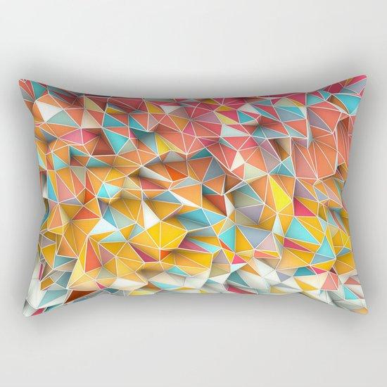 Kaos Summer Rectangular Pillow