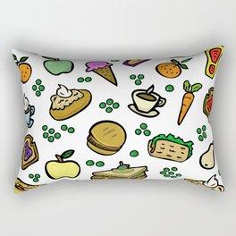 Food #2 Rectangular Pillow