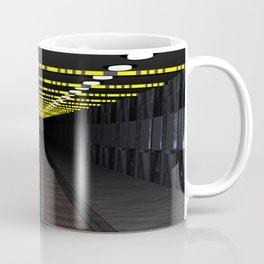 Old Space Ship Coffee Mug