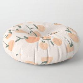 Fruit Harvest Floor Pillow