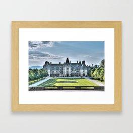 The Bilmore Estate Framed Art Print