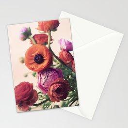Ranunculus Stationery Cards