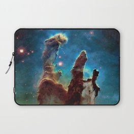 Eagle Nebula's Pillars Laptop Sleeve