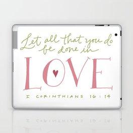 Corinthians Laptop & iPad Skin