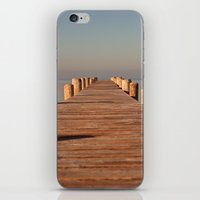 boardwalk empire iPhone & iPod Skins featuring boardwalk by Photoplace